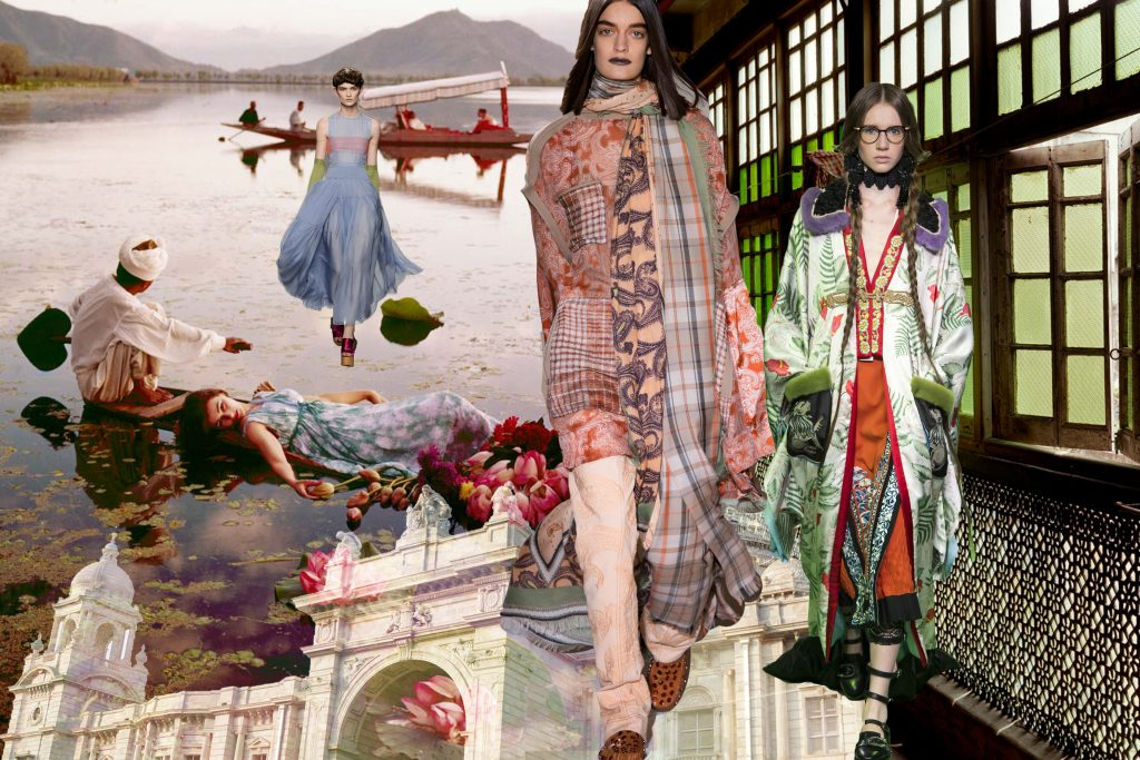 The art of designing a mood board